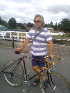 Alistair Cope, Pashley Clubman Country